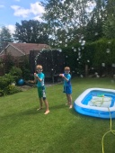 Water fight 1